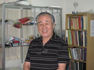 ▲ミスターマジシャン店主根本毅氏