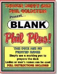 Phil Plus Blank