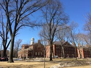 ハーバード大学1