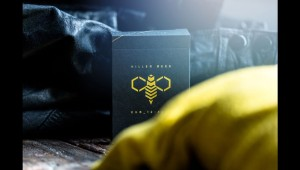 Killer Bee Playing Cards