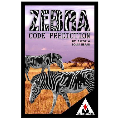 zebra-code-prediction