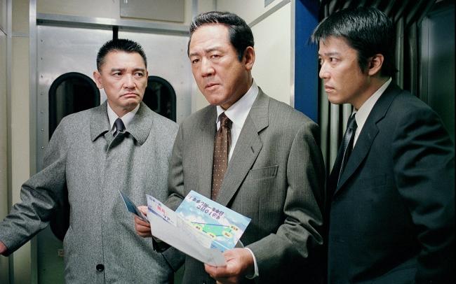 十津川 警部 東京 テレビ